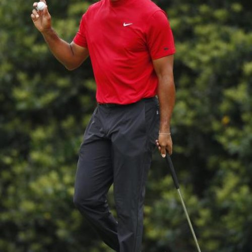 Tiger Woods vince Masters 14 anni dopo