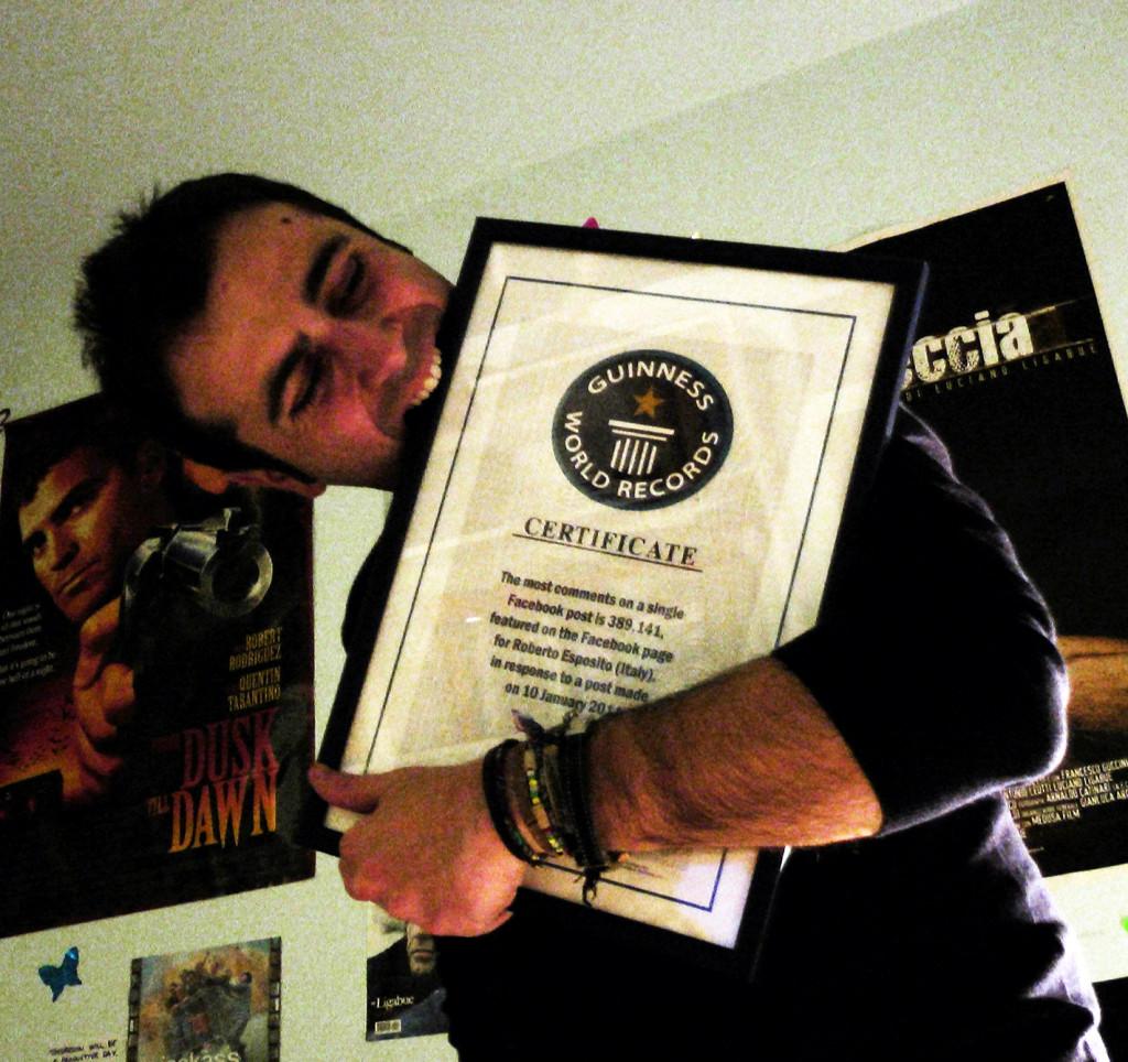 Esposito, fondatore DeRev