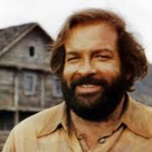 NAPOLI , MOSTRA IN ONORE DI BUD SPENCER