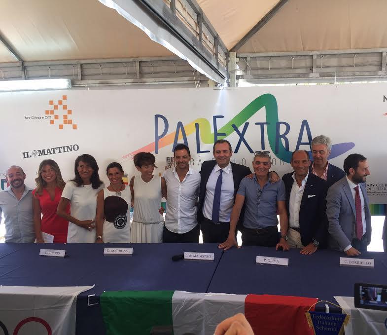 conferenza palextra 2016