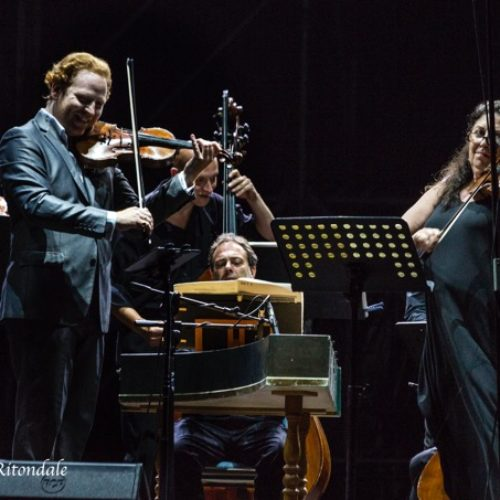 MAX RICHTER all'Arena Flegrea