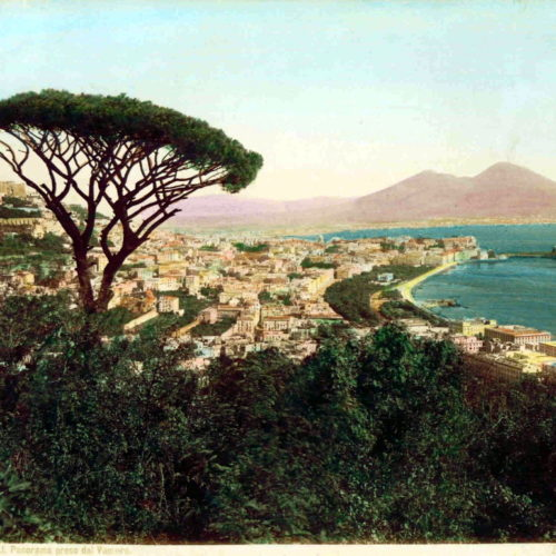 CAMPANIA: IL DEGRADO DI POSILLIPO