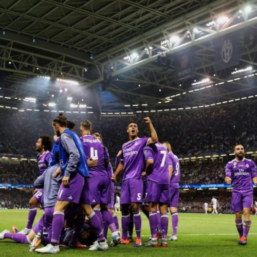 CHAMPIONS LEAGUE , I TRAGUARDI DEL REAL MADRID : TRA RECORD E LEGGENDA