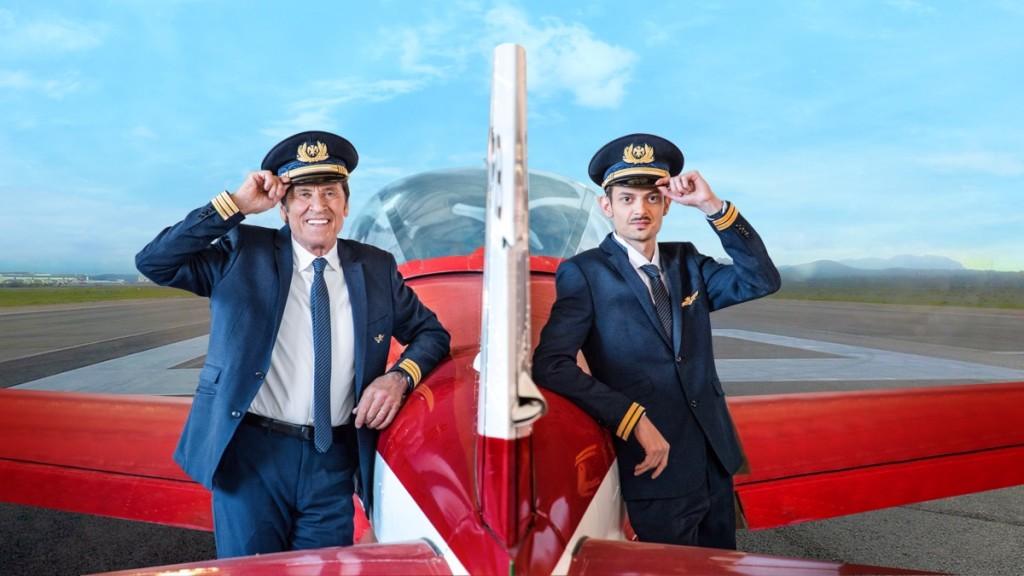 Morandi e Rovazzi volano con mi fa volare