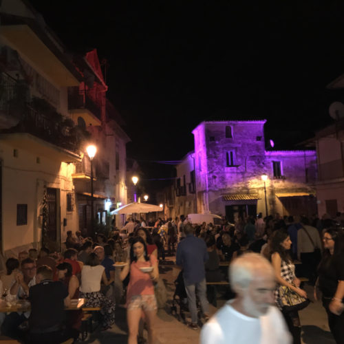 PONTELATONE , FESTA PER IL CASAVECCHIA E MOSTRE IN SECRET PLACE