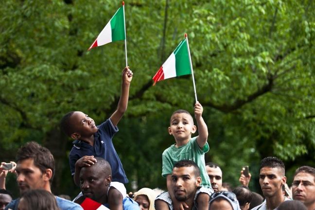ius soli, i nuovi italiani