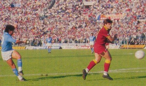 Roma-Napoli 01 86- 87