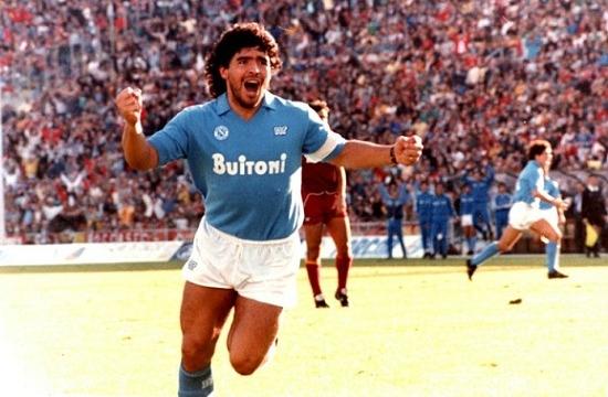 Quante analogie. Anche nell' 87 il Napoli vince a Roma 0-1