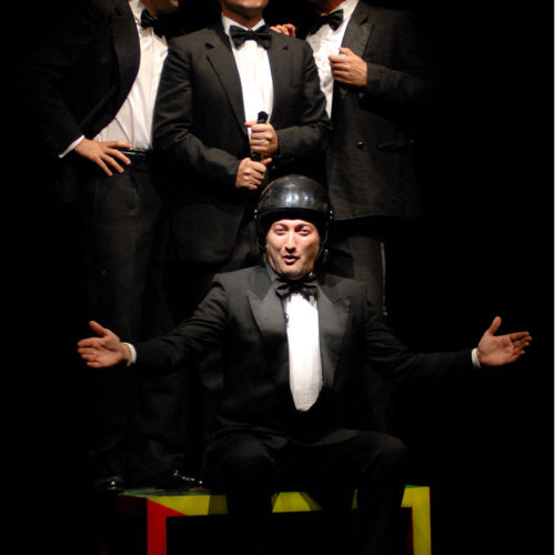 Teatri Uniti presenta NEW MAGIC PEOPLE SHOW